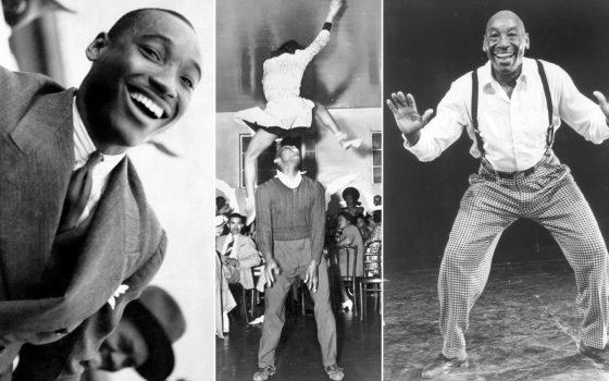 Frankie Manning – 'Spreading the joy of Lindy hop'